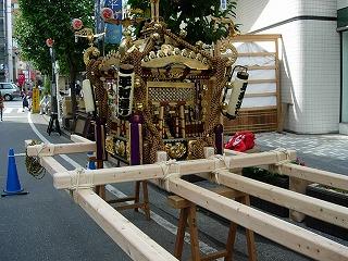 吉祥寺秋祭り